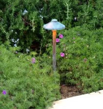 Lighting  Calabasas Landscape Lighting Mushroom Light