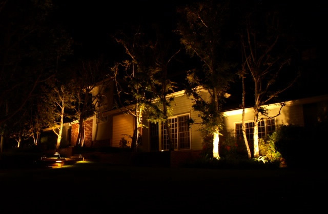 Lighting Calabasas Dramatic Outdoor Lighting Lights