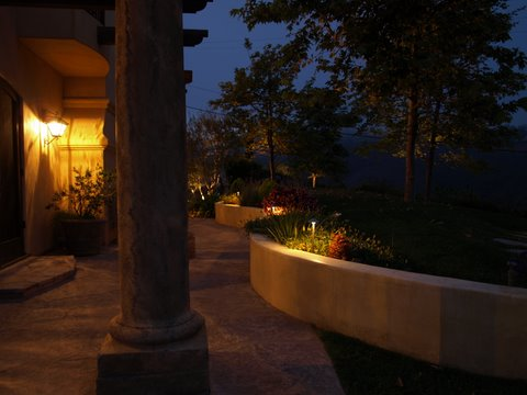 Lighting Calabasas Outdoor Lights